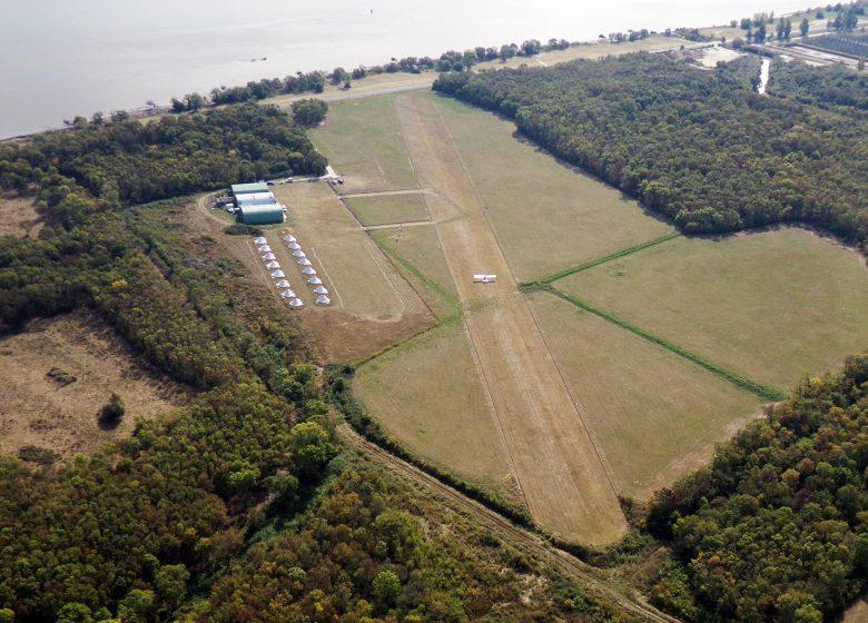Base ULM de Saint-Estèphe