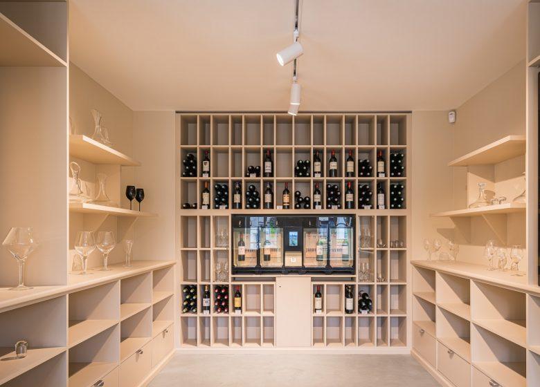 Maison du Vin de Saint-Estèphe