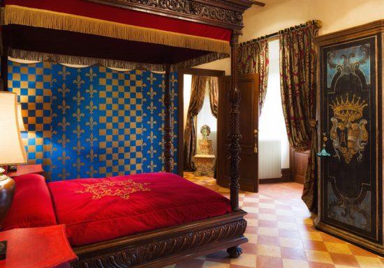 Les Chambres du Château La Tour Carnet