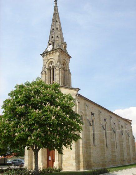 Eglise Saint-Pierre de Blaignan