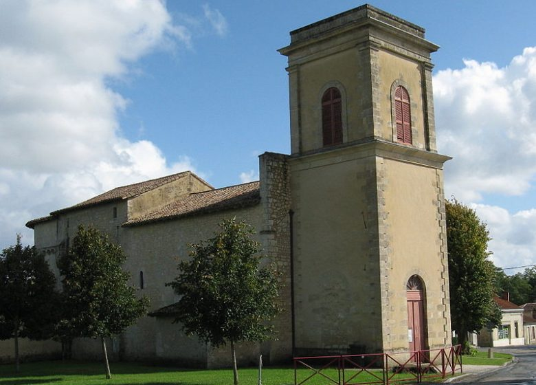 Église Sainte-Marie de Saint-Sauveur